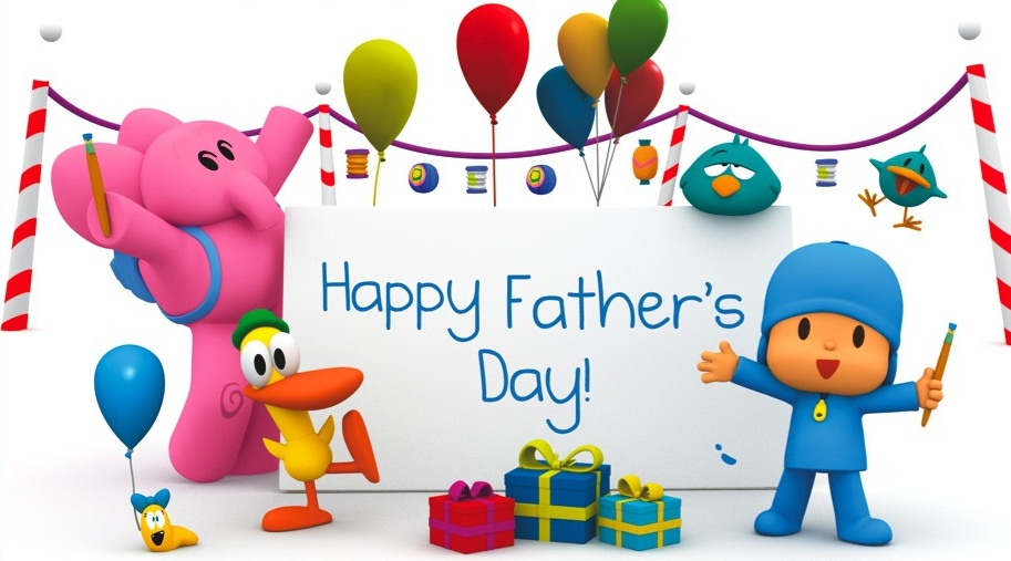 Fathers Day Cartoon Images