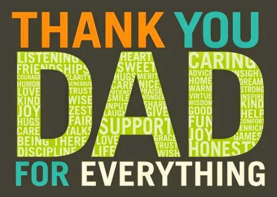 Fathers Day Thank You Images