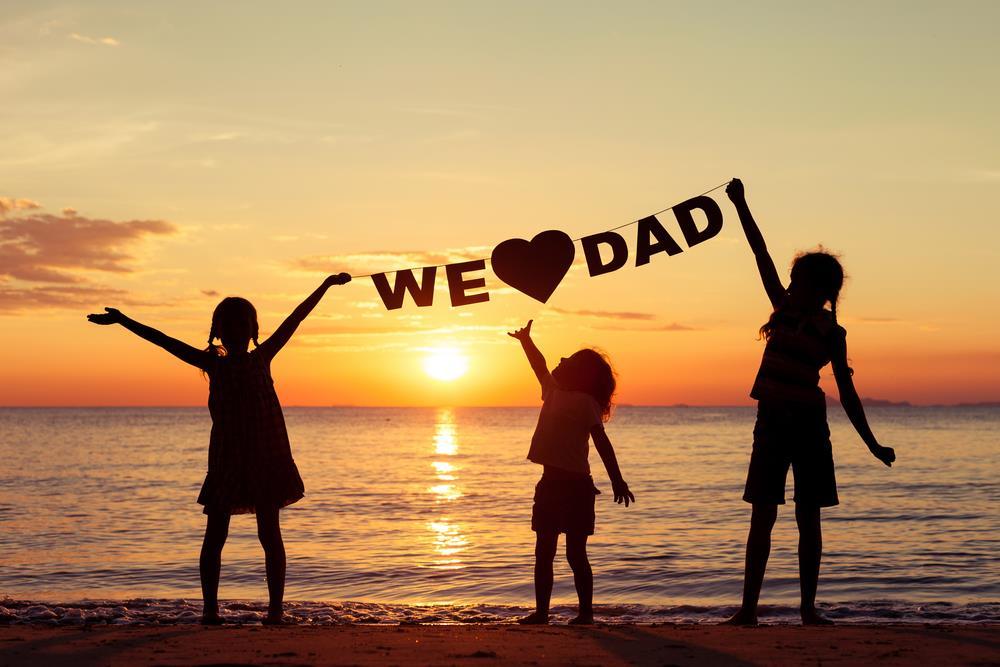 We Love Dad Images
