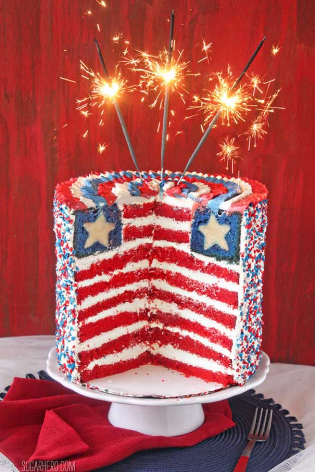4th Of July Desserts Pinterest Images