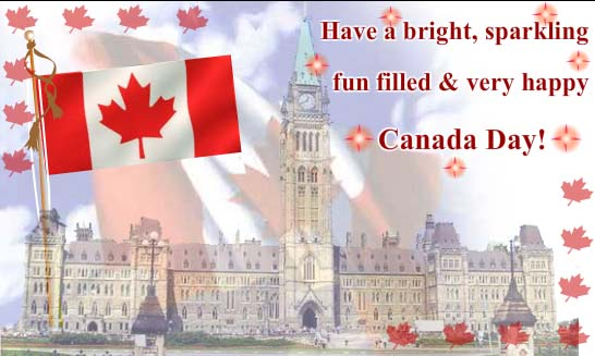 Canada Day Messages