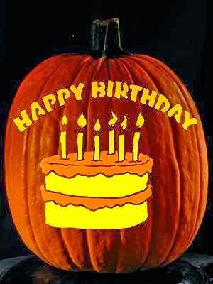 Halloween Birthday Images