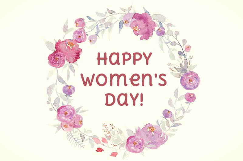 Women's Day Clipart Images