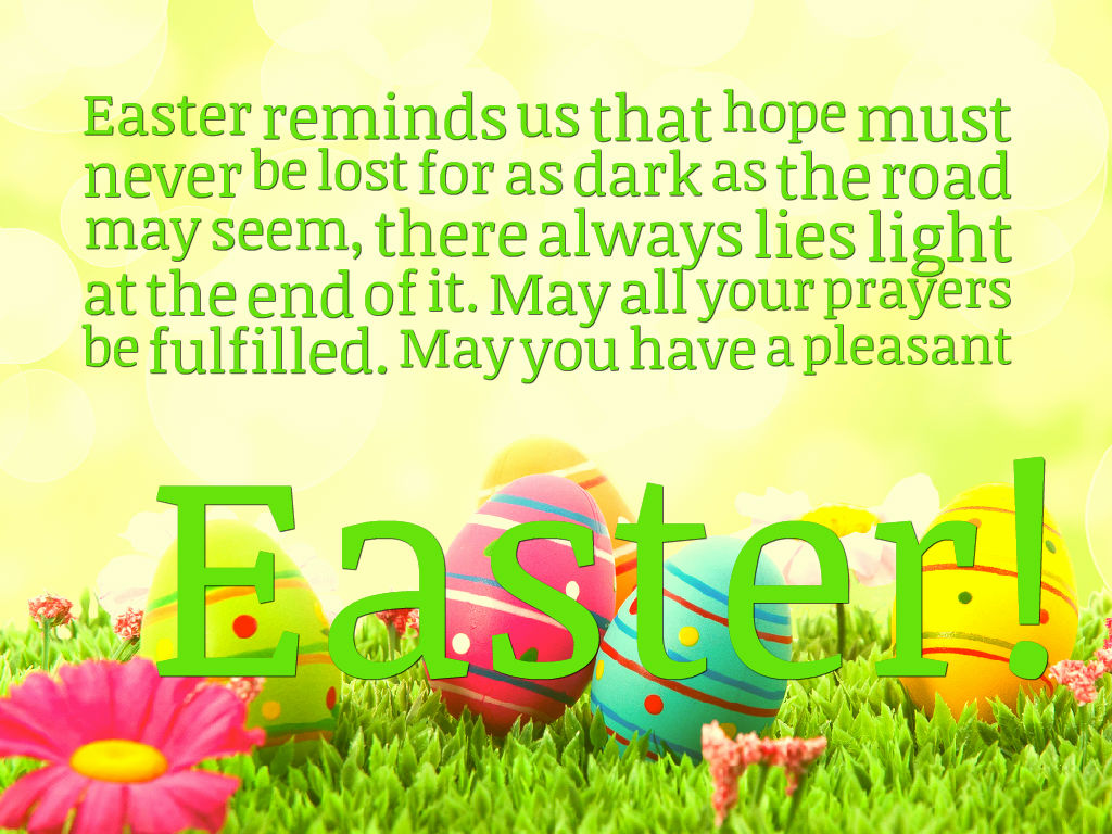 Best Easter Messages