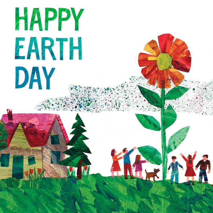 Earth Day Drawings