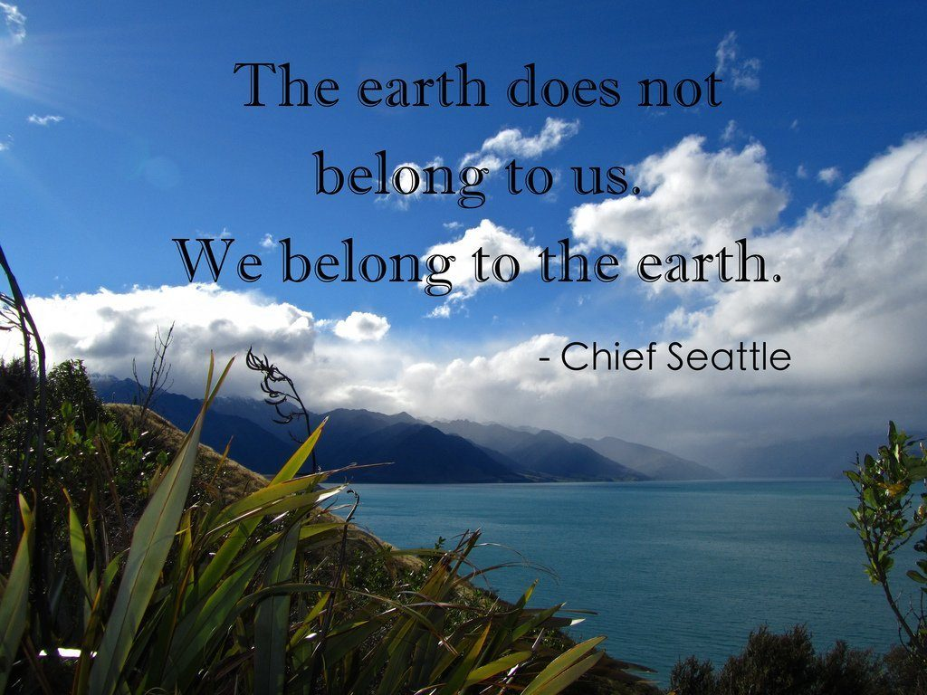 Earth Day Sayings