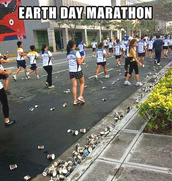 Funny Earth Day Meme
