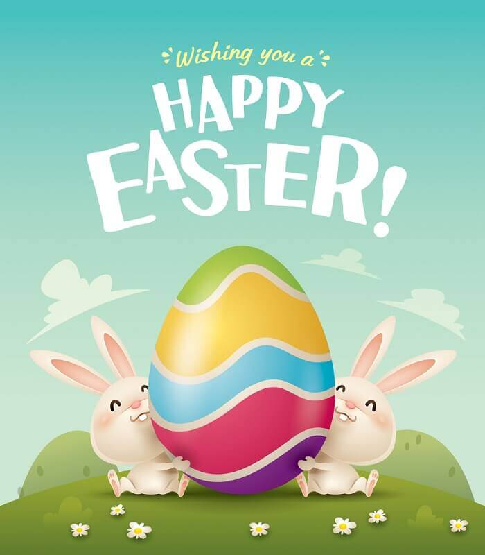Wishing You Happy Easter Images