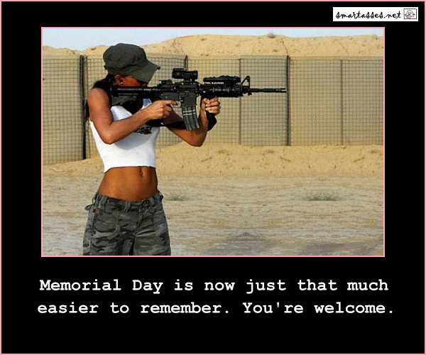 Funny Memorial Day Photos