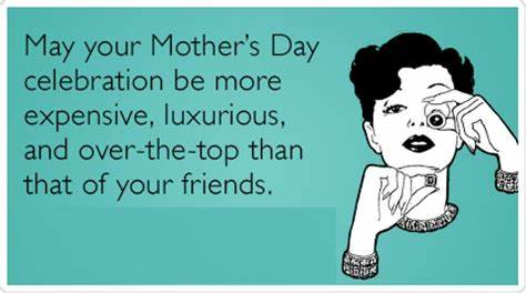 Funny Mothers Day Wishes