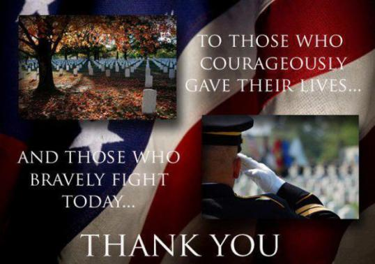 Memorial Day Messages Thank You