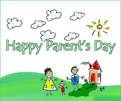 Parents Day Drawings