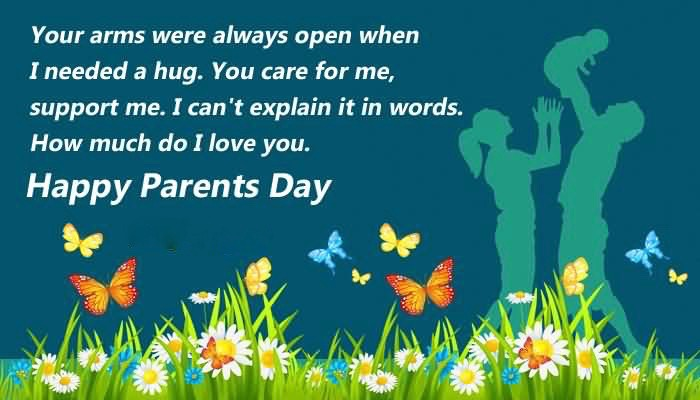 Parents Day Greetings