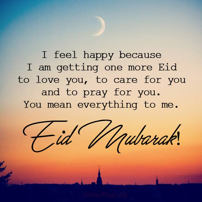 Eid Mubarak Images And Quotes