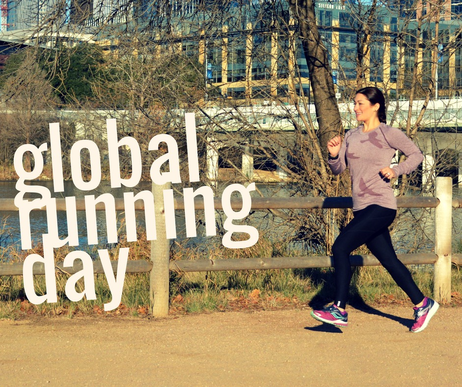 Global Running Day Images