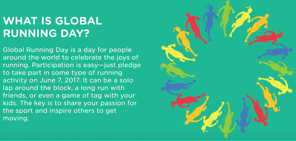 Global Running Day Quotes