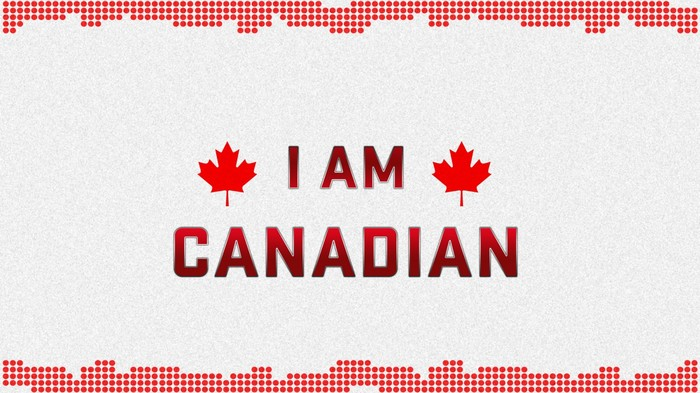 I Am Canadian Images