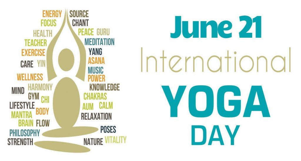 International Yoga Day Images