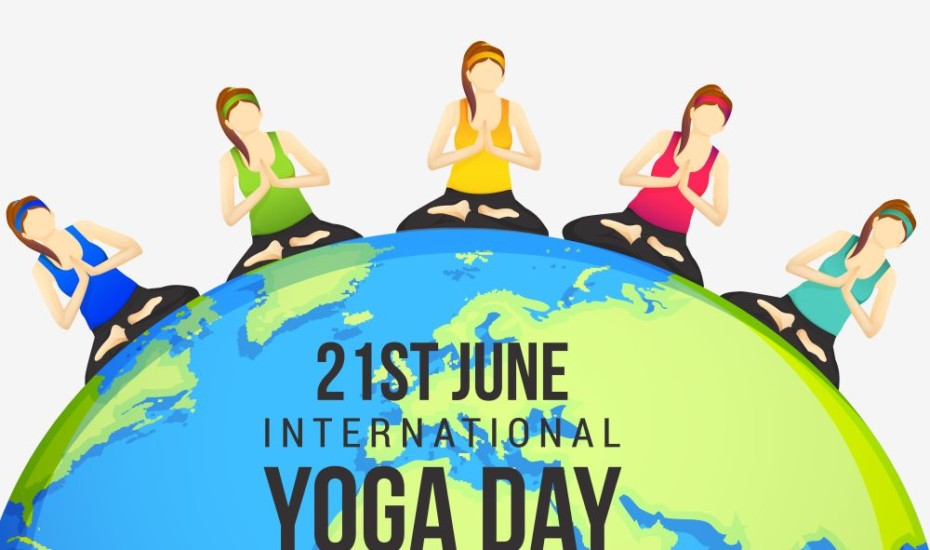 International Yoga Day Pics