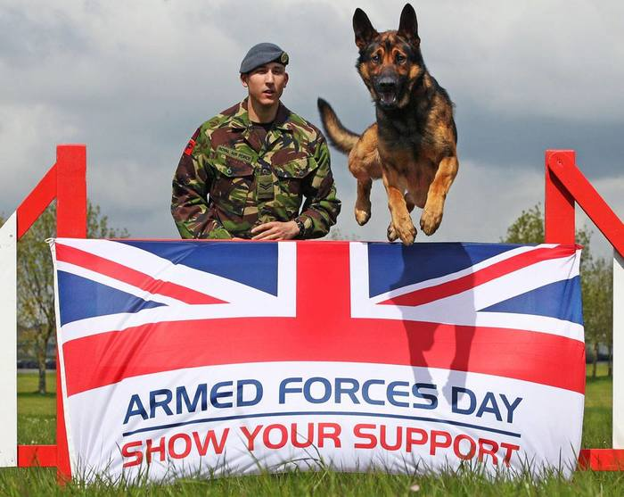 UK Armed Forces Day Images