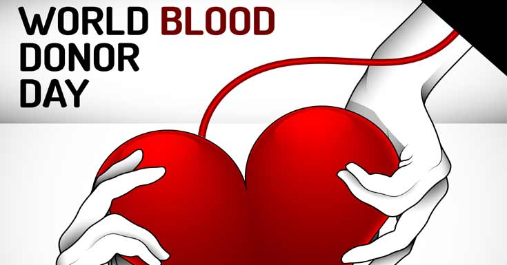 World Blood Donor Day Images For Facebook