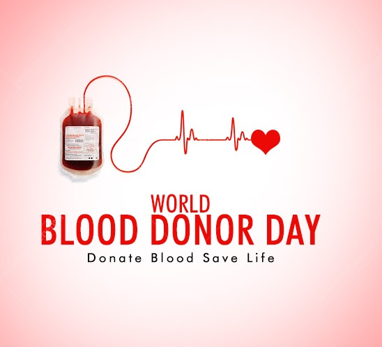 World Blood Donor Day Messages