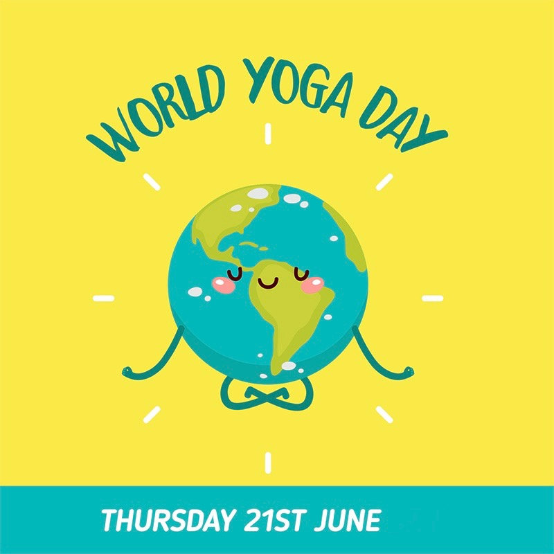 World Yoga Day 2019
