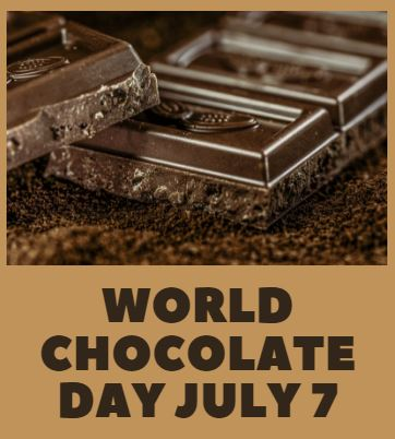 World Chocolate Day 2019
