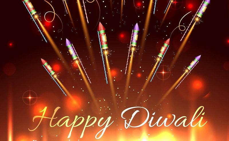 Diwali Fireworks Images