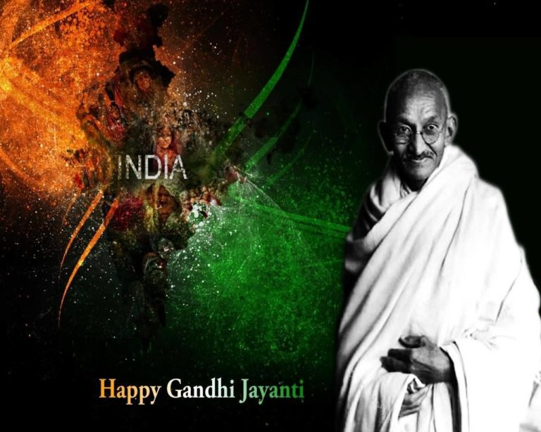 Gandhi Jayanti Images For WhatsApp