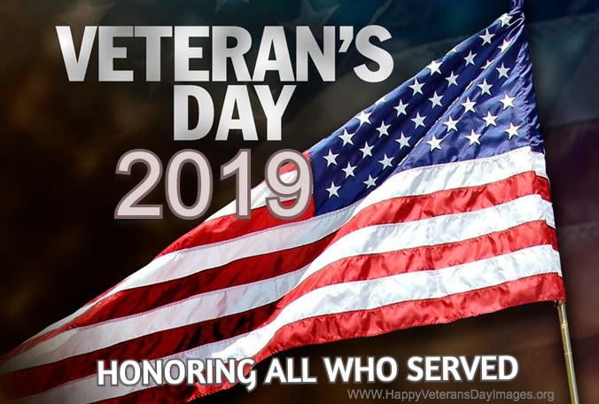 Veterans Day 2019 Pictures
