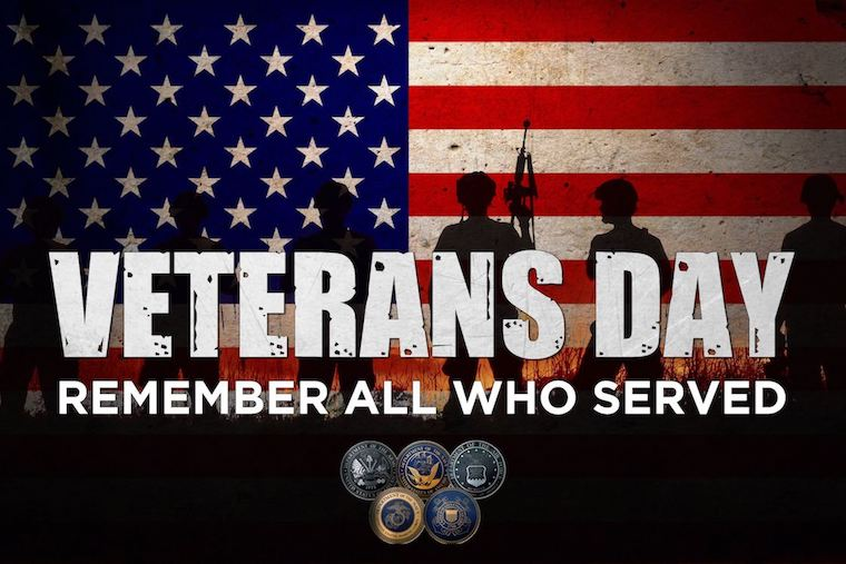 Veterans Day 2019 Profile DP