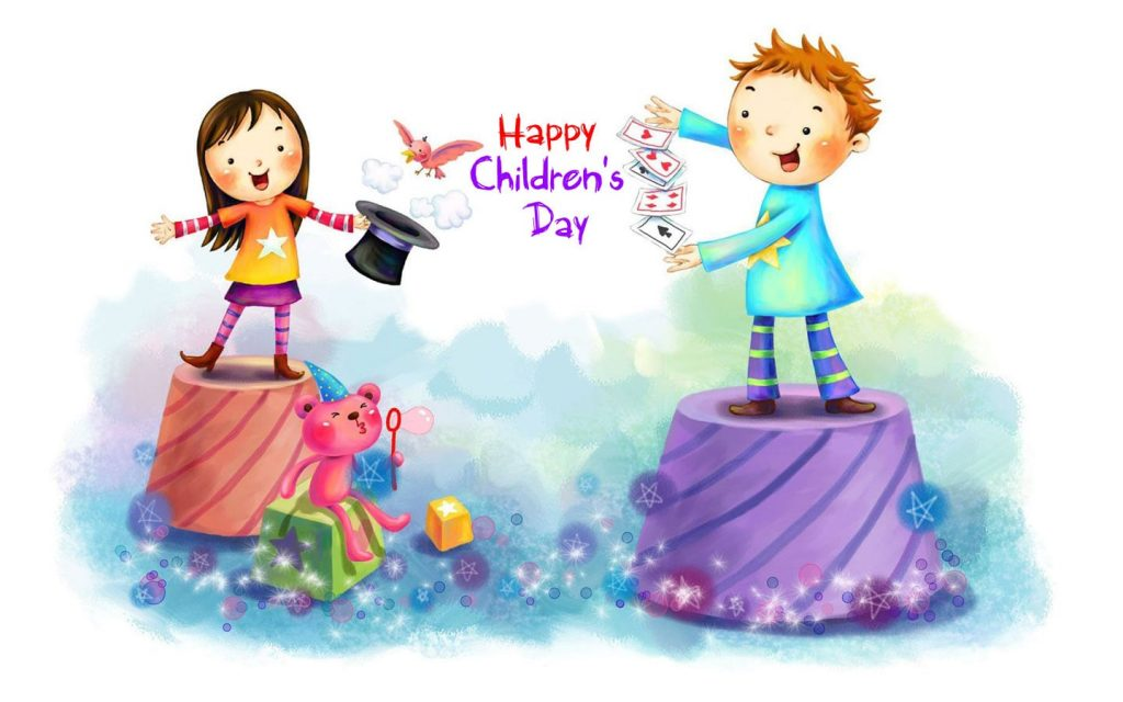 Children's Day Cartoon Images