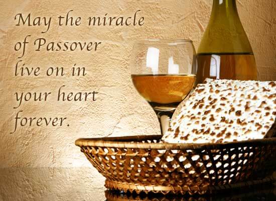 Passover Messages