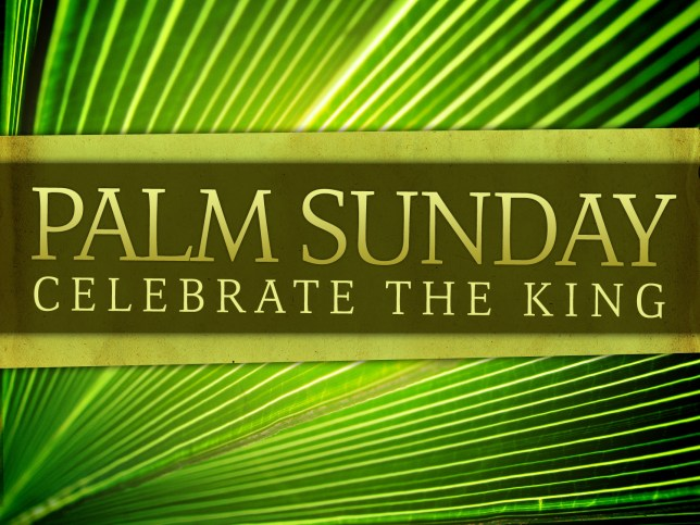 Happy Palm Sunday Images