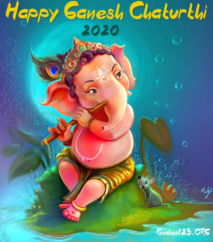 Ganesh Chaturthi 2020 Images
