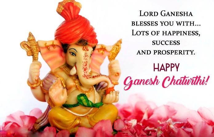 Ganesh Chaturthi Status