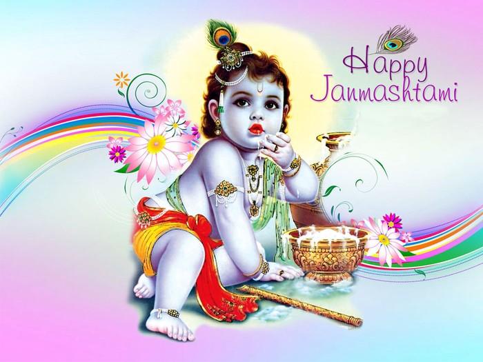 Happy Janmashtami Photos