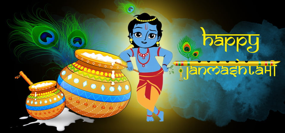 Janmashtami Images For Facebook