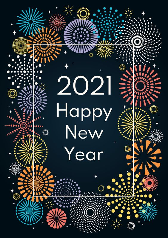 Happy New Year 2021 Android Images