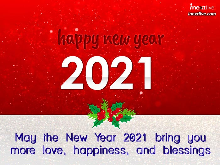 Happy New Year 2021 Wishes For Friends