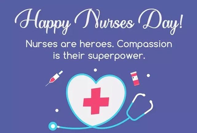 Happy Nurses Day Wishes