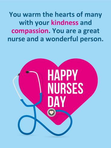 Nurses Day Greetings